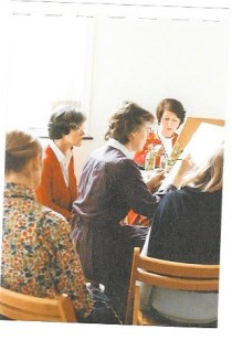 Me, Carol, Maria